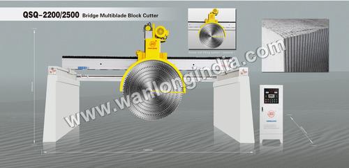 Bridge Multiblade Block Cutter