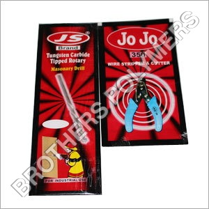 Hardware Tools Packaging Pouches
