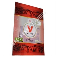 2 Layer Pulses Packaging Pouch