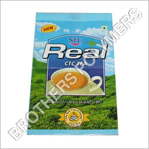 3 Layer Tea Packaging Pouches