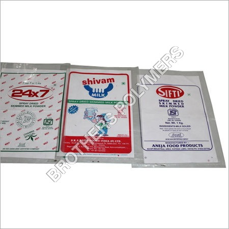 Milk Product Pouches