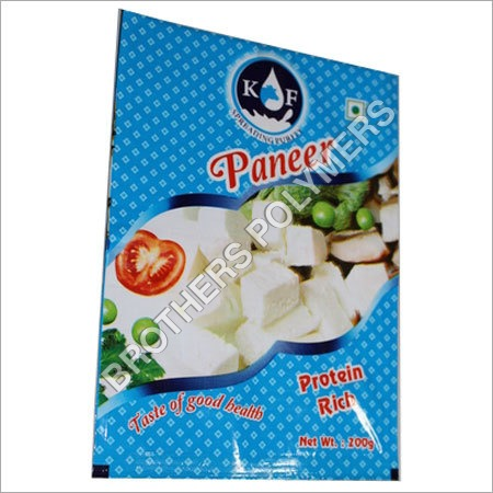2 Layer Paneer Pouch