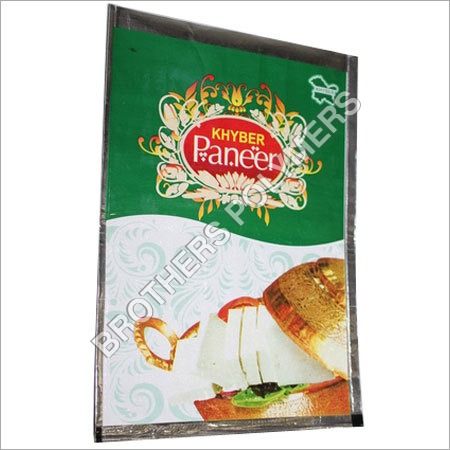 3 Layer Paneer Pouch