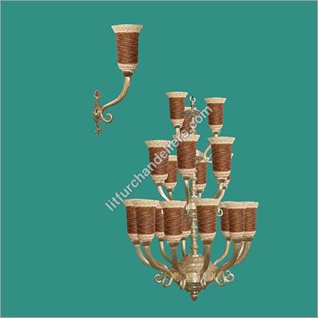 Designer Brass Chandeliers