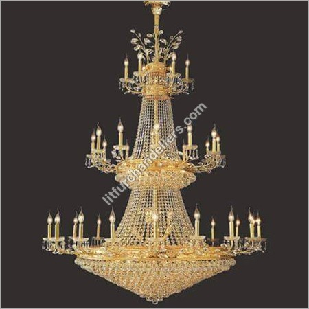 Decorative Brass Chandeliers