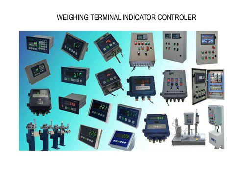 Weighing Indicator Controller