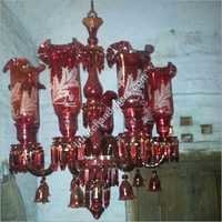 Decorative Cut Glass Chandeliers