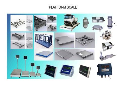Multi-Platform Scales