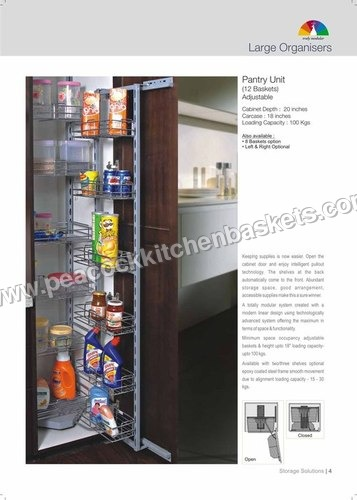 Multi Storage Pantry Unit