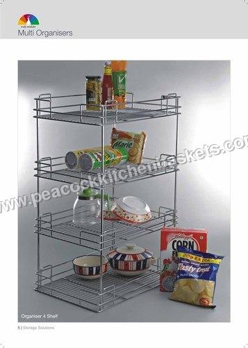 4-Shelf Organizer