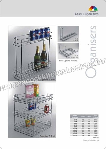 Multi-Shelf Organizer