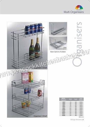 Multi-Shelf Organizer