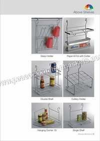 Kitchen Multi Holder & Shelves