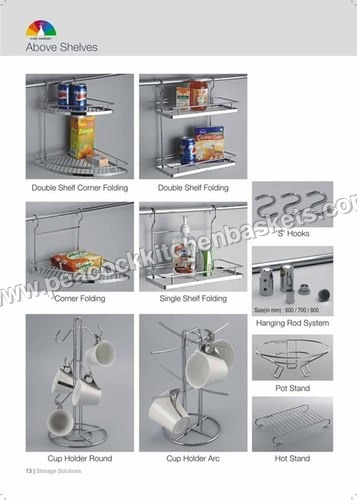 Multi-function Kitchen Shelf