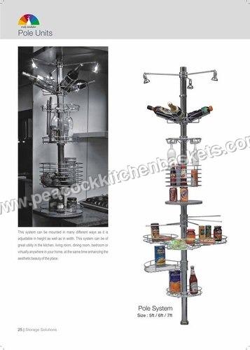 Hanging Basket Pole