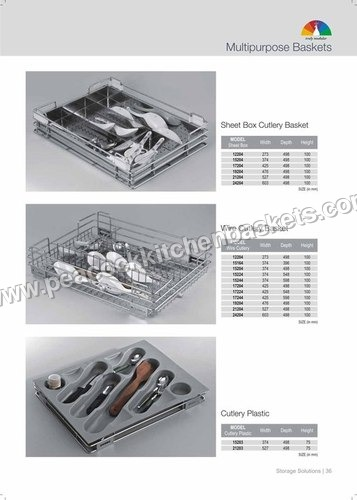 Multi Cutlery Baskets