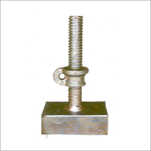 Adjustable U Head Jack Rod with Nut
