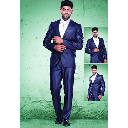 Gents 3 Piece Suit