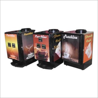 Industrial Tea Soup Vending Machine
