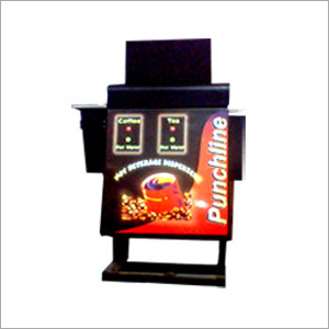 Corporate Coffee Vending Machine