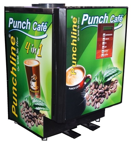 Vending Tea Machine