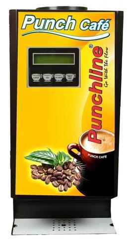 Double Option Vending Machine