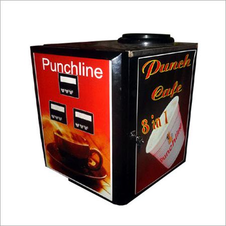 3 in 1 Tea Coffee Vending Machinery