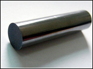 Tungsten Metal Bar