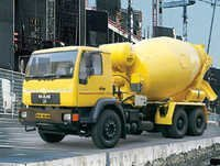 Concrete Mixer Truck Hire