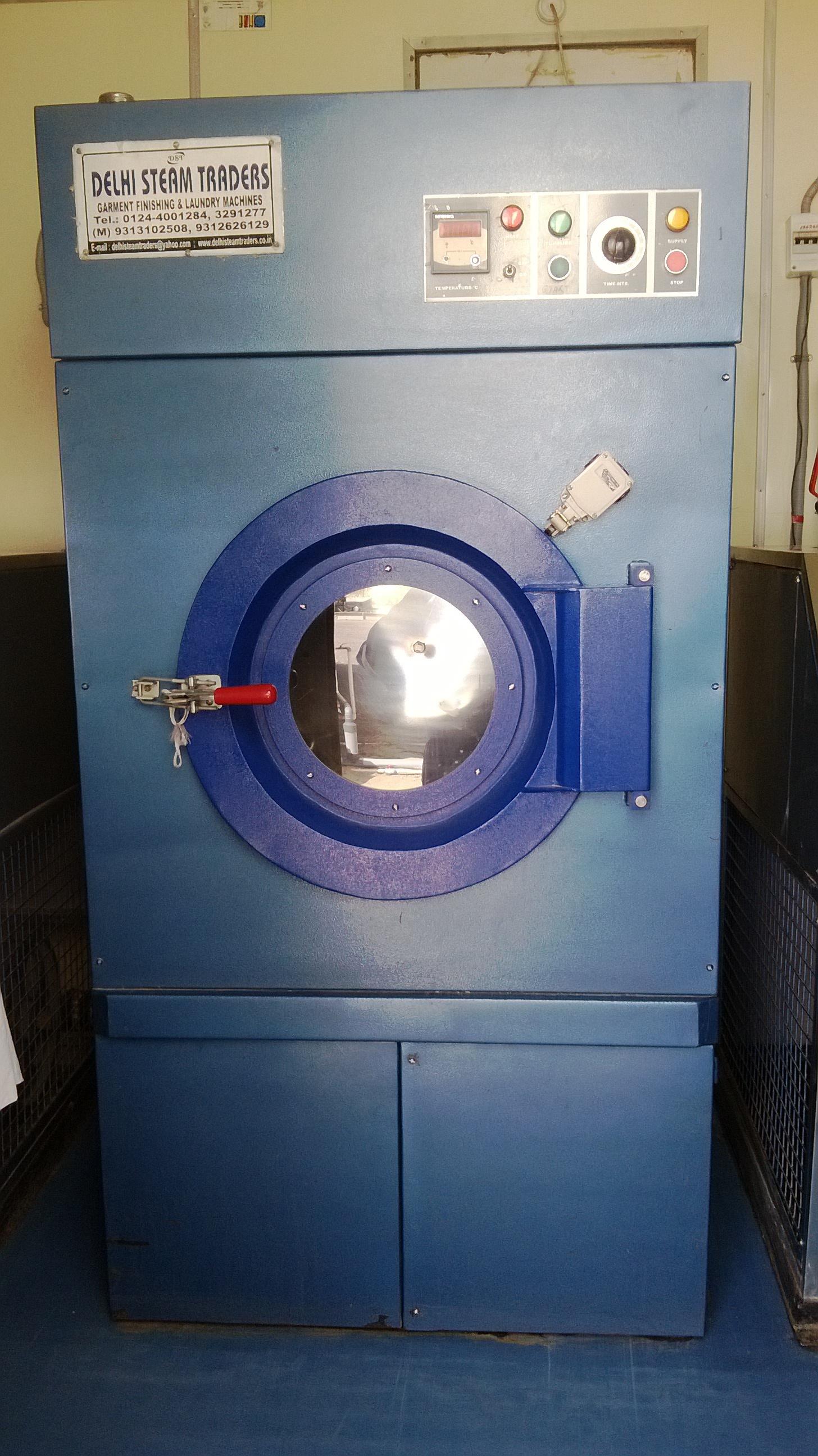 Drying Tumbler Machine