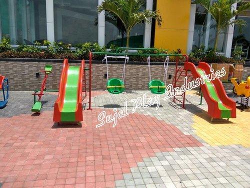 Multiplay playground Equipments