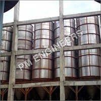Powder Storage Silo