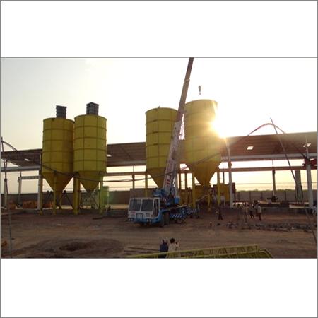 Industrial Storage Silo