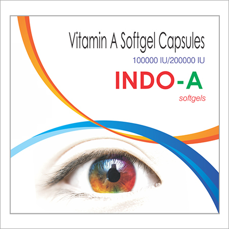 Vitamin A Capsules