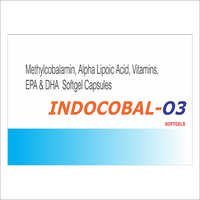 Indocobal-03 Softgel Capsules