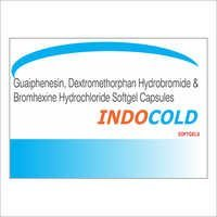 Indocold Softgels