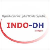 Diphenhydramine Hydrochloride Capsules