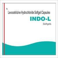 Levocetirizine Hydrochloride Softgel Capsules