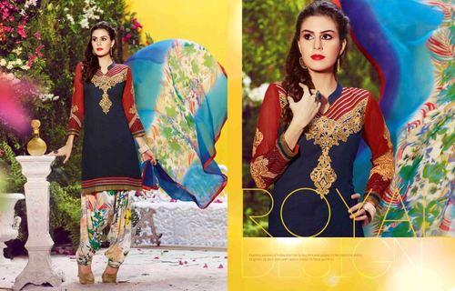 Latest Punjabi Salwar Suit