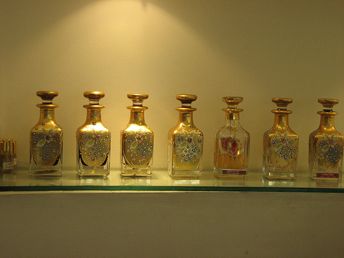 Kiku Attar (Arabian)