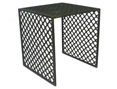 Mugal Jali Side Table