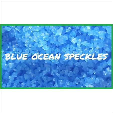 Blue Colour Speckles
