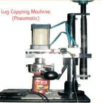 LUG CAPPING MACHINE PNEUMATIC