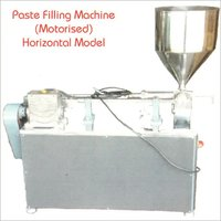 PASTE FILLING MOTORISED