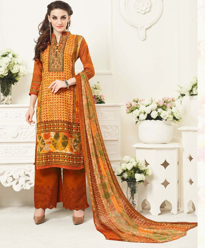 Winter Special Stylish Pashmina Suit