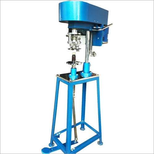 SEMI AUTOMATIC ROPP / SCREW CAPPING MACHINE PADDLE TYPE
