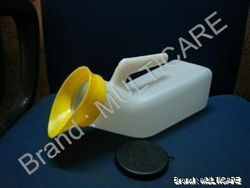 Plastic Urine Pot 2 in 1