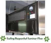 Ceiling Suspended Laminar Flow