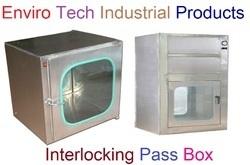 Interlocking Pass Box
