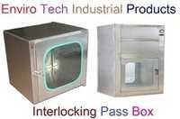 Interlocking Pass Box